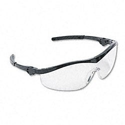 Storm Safety Glasses with Ratchet-action Temples
