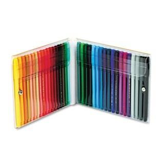 Pentel 36-piece Fine Point Color Pen Set