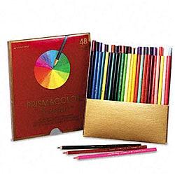 Prismacolor Scholar 48-piece Colored Pencils