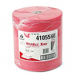 Kimberly-Clark WypAll X80 Jumbo Roll Towels
