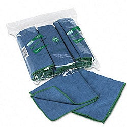Kimberly-Clark Blue Microfiber Wipes (Pack of 6)