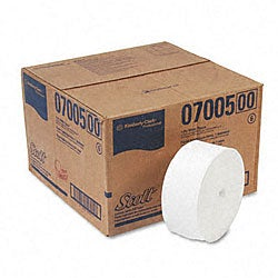 Scott JRT Bathroom Tissue Junior Roll (Pack of 12)