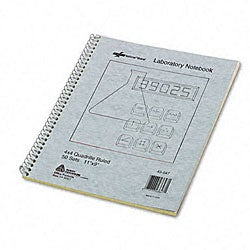 Wirebound Duplicate Laboratory Notebook