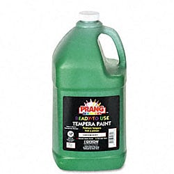 Prang Ready-to-use Green Tempera Paint