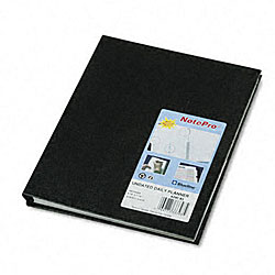 NotePro Undated Daily Planner
