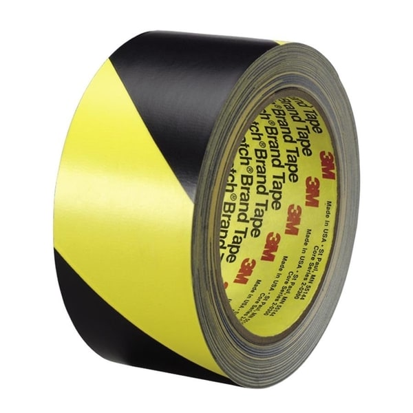 Scotch Caution Stripe Tape