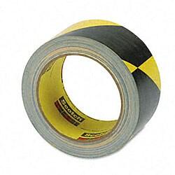 Scotch Caution Stripe Tape