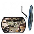 Convex Commercial Grade Security Mirror
