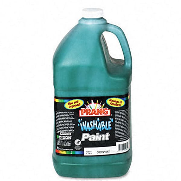 Prang Green Washable Paint