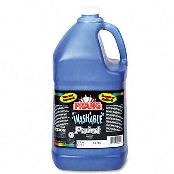 Prang Blue Washable Paint