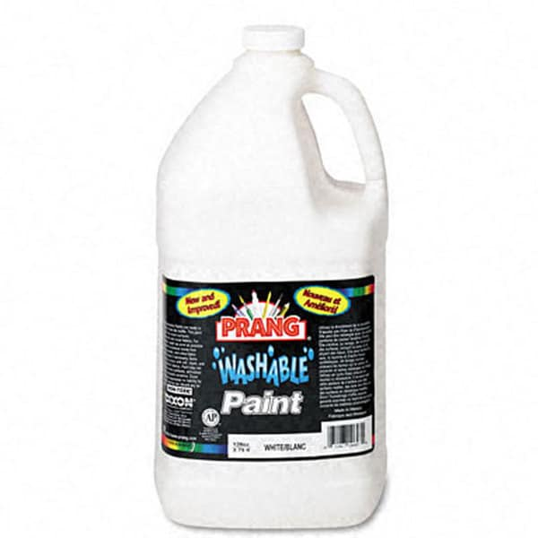 Prang White Washable Paint