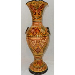 floor vases vases overstock shopping the best prices online. Black Bedroom Furniture Sets. Home Design Ideas