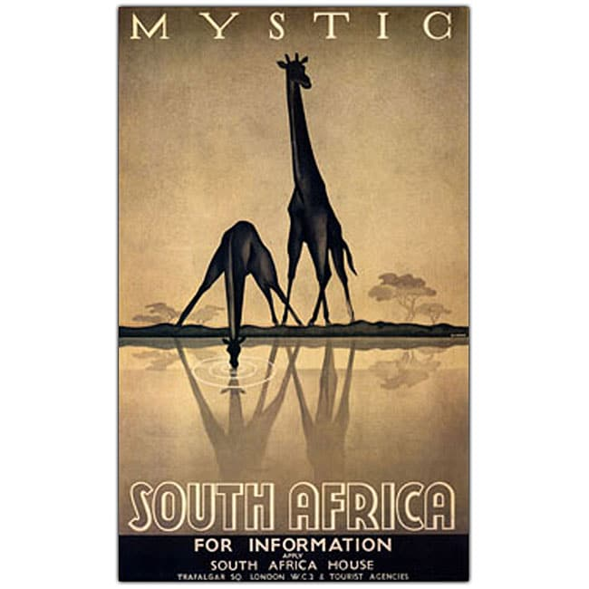 Gayle Ullman Mystic South Africa Canvas Art 11530924