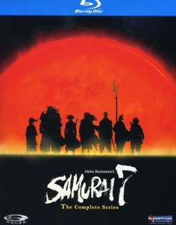 Samurai 7: The Complete Series (Blu-ray Disc)