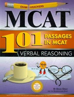 Examkrackers MCAT101 Passages in MCAT Verbal Reasoning (Paperback)