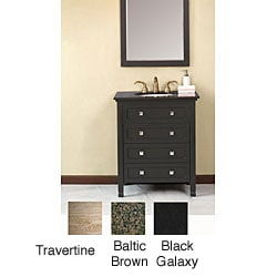 Alpine 30-inch Single Sink Bathroom Vanity