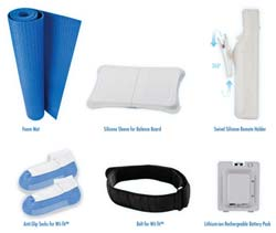 Wii Fit 6 in 1 Starter Kit