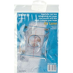 Pako Line Counter and Lens Magnifier
