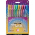Sakura Metallic Gelly Roll Pens (Pack of 10)
