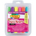 Scribbles Dual Tip Permanent Fabric Markers (Pack of 6)