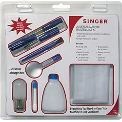 Singer Universal Complete Sewing Machine Repair and Maintenance Kit