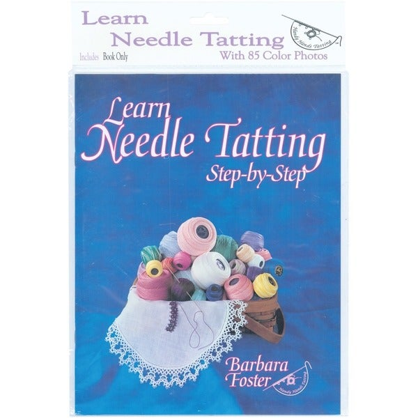 Step-by-Step Needle Tatting Book