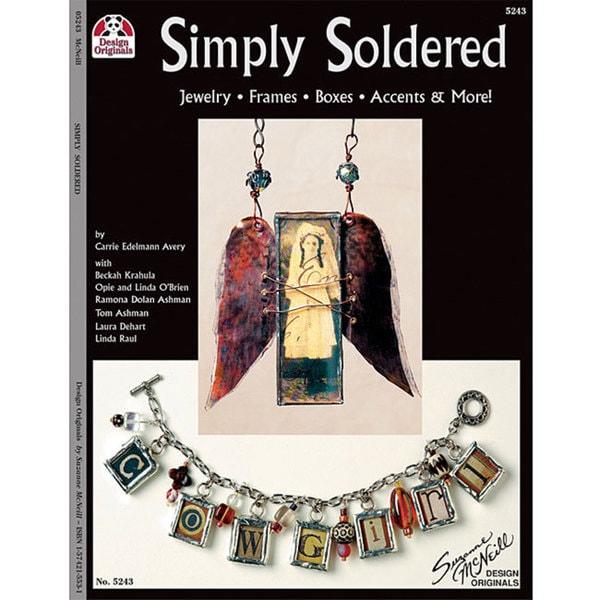 Design Originals Simply Soldered Craft Book