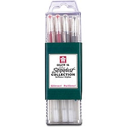 Sakura Stardust Gelly Roll Pens (Pack of 16)