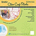 Grafix Clear Craft 12x12-inch Plastic Sheets