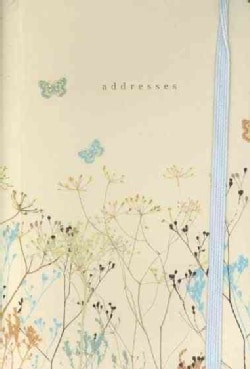 Butterflies Address Book (Address book)