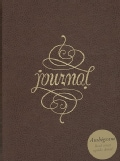 Ambigram Journal (Notebook / blank book)