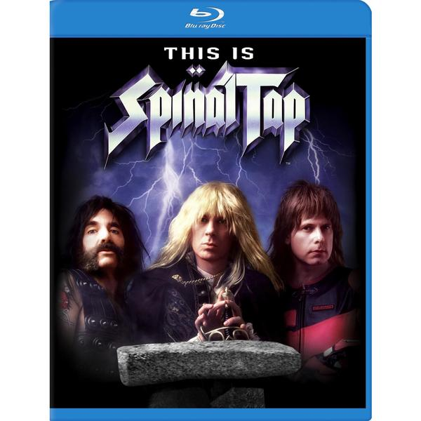 This Is Spinal Tap (Blu-ray Disc) 4200601