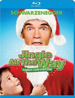 Jingle All The Way (Blu-ray Disc)