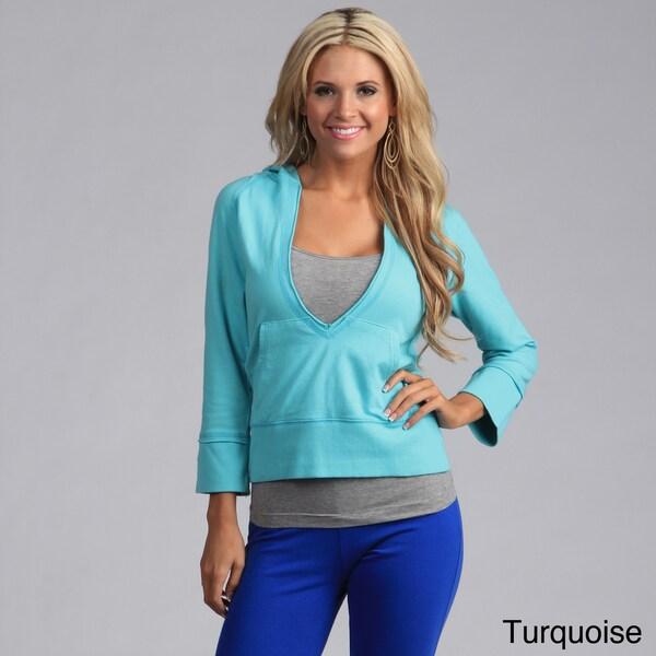 Yogacara Women's Hooded Jacket 4202162