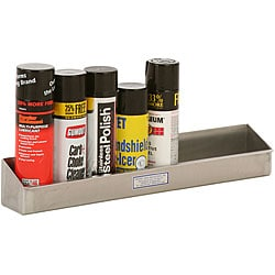 Aluminum 8-can Shelf