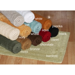 Cotton Reversible 30 x 50 Bath Rug