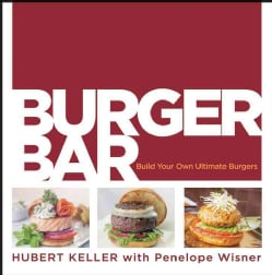 Burger Bar: Build Your Own Ultimate Burgers (Hardcover)