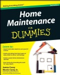 Home Maintenance for Dummies (Paperback)