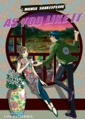 Manga Shakespeare: As You Like It (Paperback)