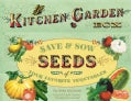 Kitchen Garden Box: Save & Grow Seeds of Your Favorite Vegetables (Hardcover)