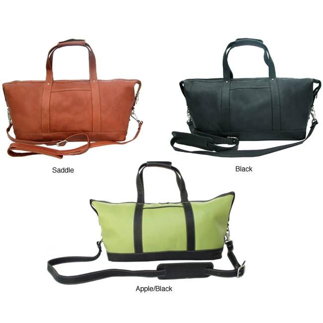 Piel Leather Top-grain Leather Medium Carry-on