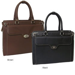 Amerileather Women's Kingsley Laptop Briefcase