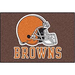 Cleveland Browns Starter Mat