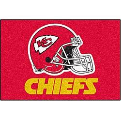 Kansas City Chiefs 20x30-inch Starter Mat