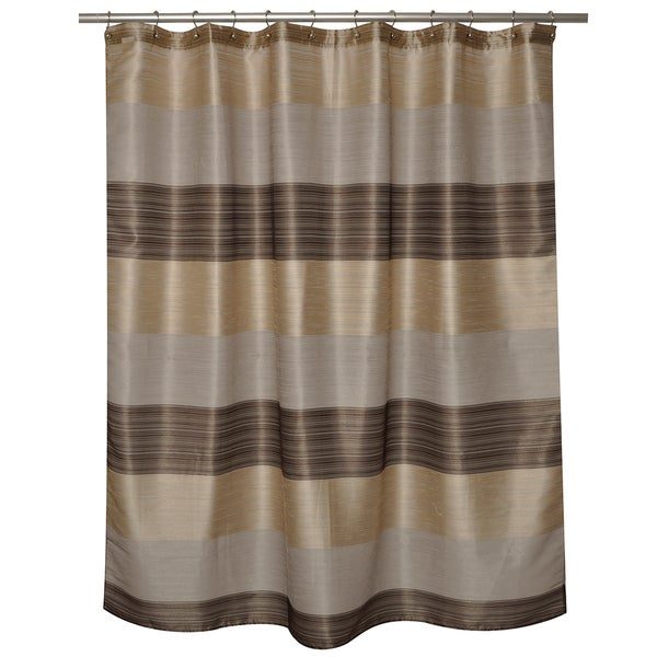 Alys Bronze Shower Curtain 11544977 Overstock Com