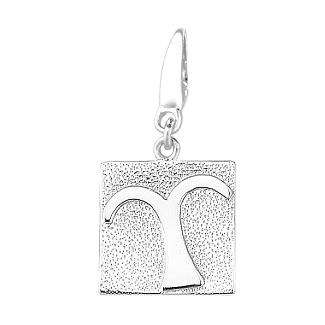 Sterling Silver Aries Charm
