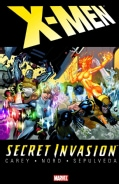 X-Men: Secret Invasion (Paperback)