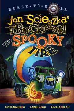The Spooky Tire (Paperback)