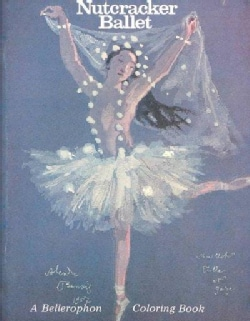 Nutcracker Ballet-Coloring Book (Paperback)