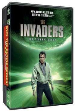 The Invaders: The Complete Series (DVD)
